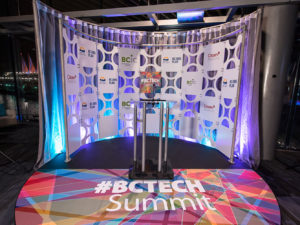 Custom Built Staging: BCIC - BC Tech Summit