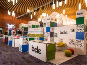 Custom Built Displays: BCIC - BC Tech Summit
