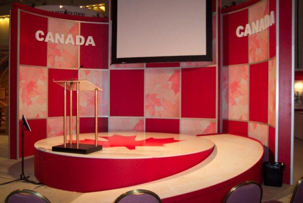 BCEM - Canada Pavilion 1