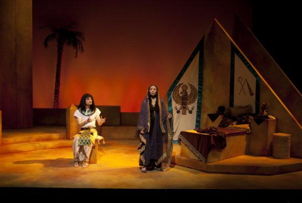 Carousel - Pharaoh Serket
