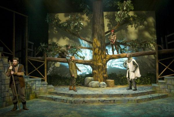 Carousel - Robin Hood