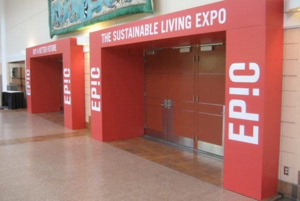 Epic - Sustainable Living Conference
