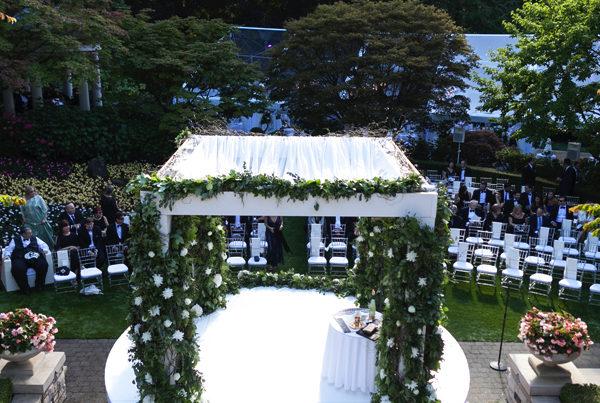 In Any Event Design - Kerzner Wedding