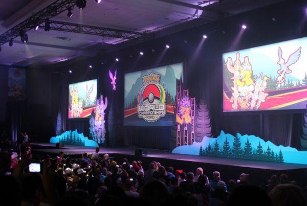 Proshow - Pokemon Stage