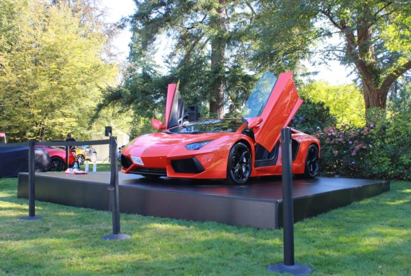 Brand Live - Luxury Supercar Show 2012