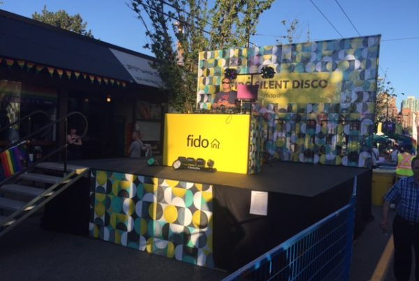 Fido - Silent Disco Stages