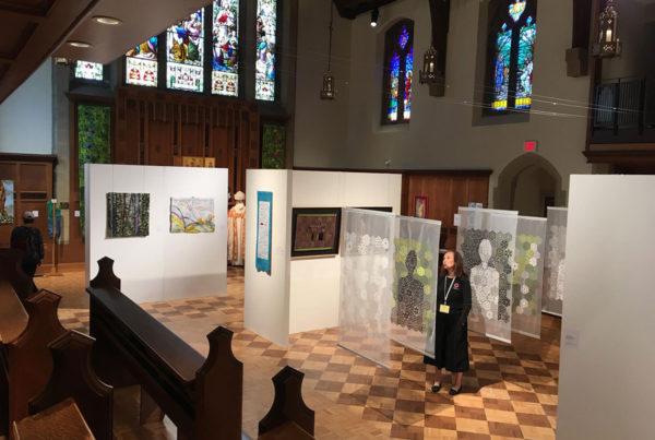 Anglican Foundation Textile Exhibition