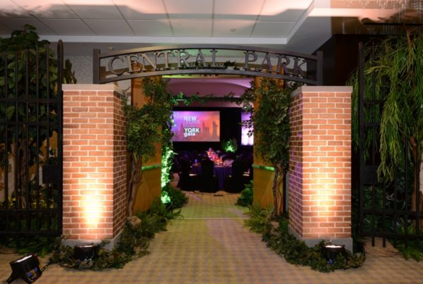 In Any Event Design - Burnaby Hospital Fundraiser