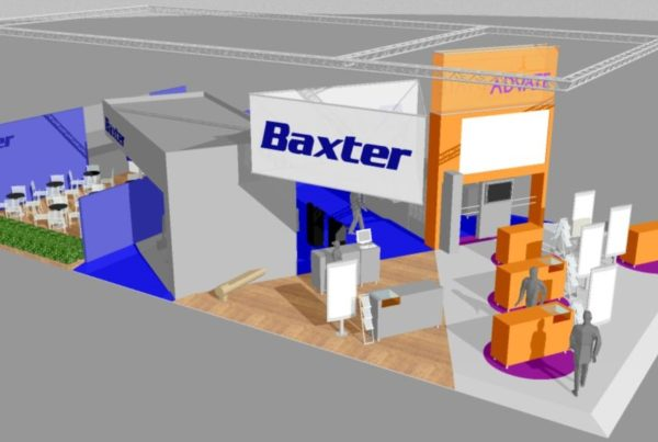Levy - Baxter Booth Rendering