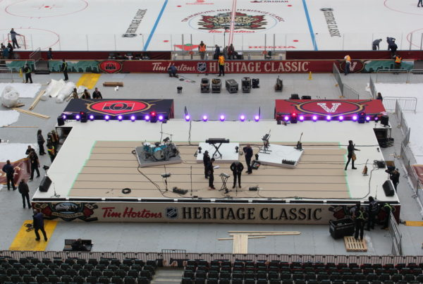 Touchdown Entertainment - Heritage Classic